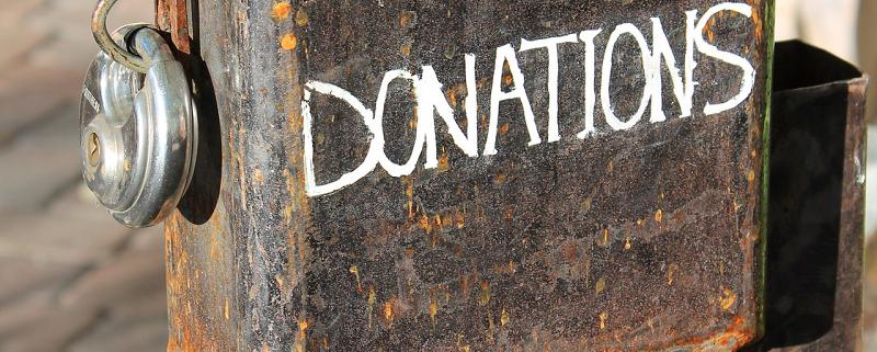 Keräyslaatiikko on perinteinen lahjoitusten vastaanottamisen muoto varainhankinnassa